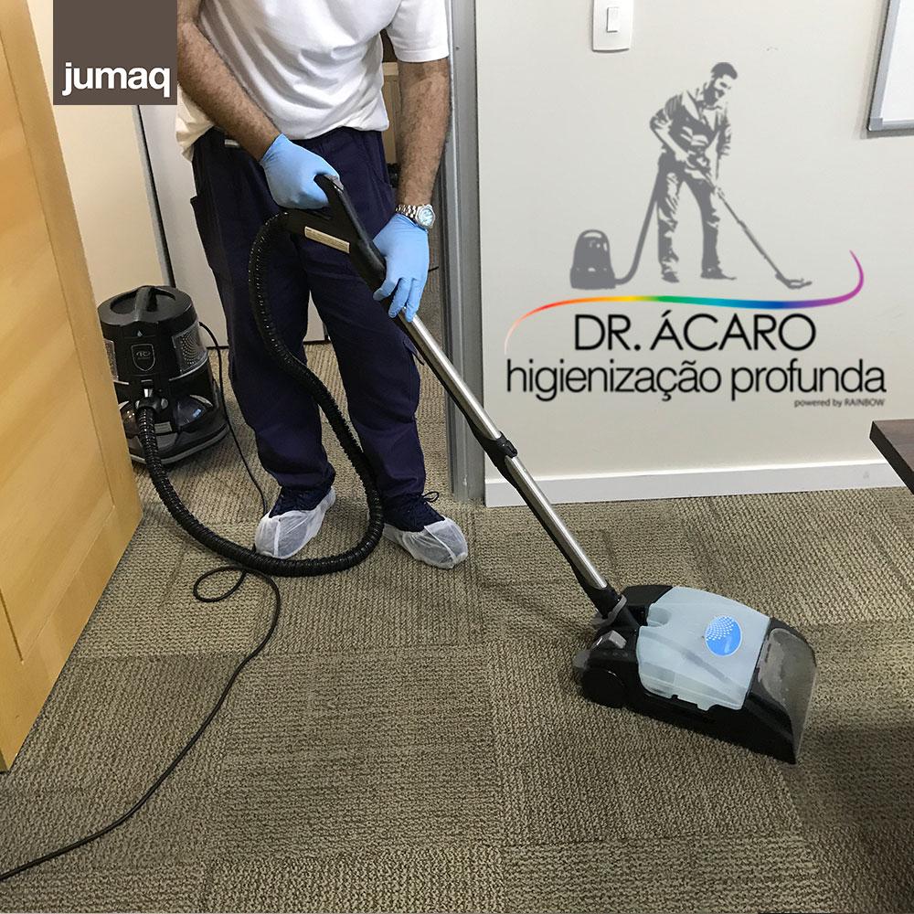 Sistema de Higienização Corporativa e blindagem de superfícies